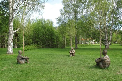 Umedalen Skulptur 2012, Galleri Andersson/Sandström, Umeå