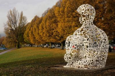 We, Vancouver International Sculpture Biennale 2009-2011