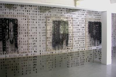 Cantique des Cantiques, Galerie Alice Pauli, Laussane