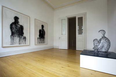 Around Shadows, Galerie Scheffel, Bad Homburg