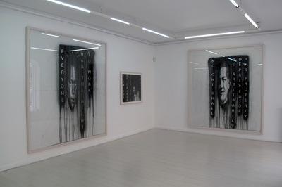 Jaume Plensa, Obra sobre papel, Galería Estiarte, Madrid