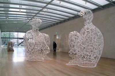 Genus and Species, Nasher Sculpture Center, Dallas