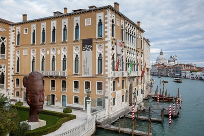 Glasstress White Light, 2013, Palazzo Cavalli-Franchetti, Venice