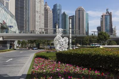 House of Memory, 2012, Shanghai IFC Mall, Lujiazui