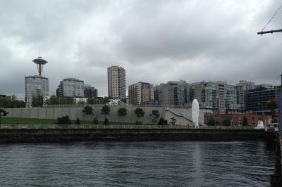 Echo, 2011, Olympic Sculpture Park, Seattle Art Museum, Seattle