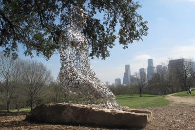 Tolerance, 2011, Harmony Walk, Buffalo Bayou Park, Houston
