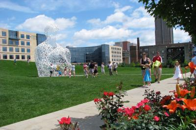 Nomade, 2007, Des Moines Art Center, Iowa