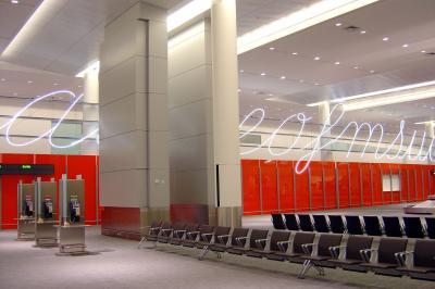 As One, 2003, Lester B. Pearson International Airport, Toronto