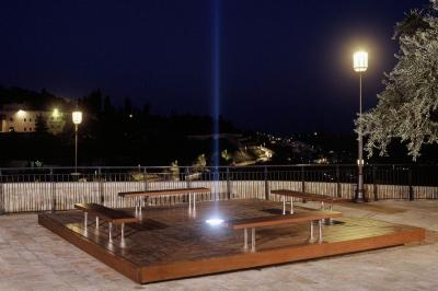 Bridge of Light, 2002, Mishkenot Sha'ananim, Jerusalem