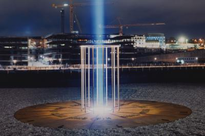 Blake in Gateshead, 1996, Baltic Centre for Contemporary Art, Gateshead