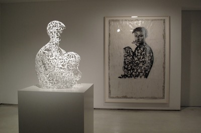 Jaume Plensa, Galeria Toni Tàpies, Barcelona