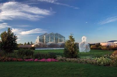 Jaume Plensa, Frederik Meijer Gardens & Sculpture Park, Grand Rapids