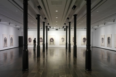 Jaume Plensa / Shakespeare, Centro Cultural Fundación Círculo de Lectores, Barcelona