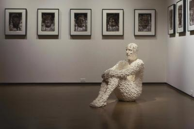 I in his eyes as one that found peace, Richard Gray Gallery, Chicago, USA