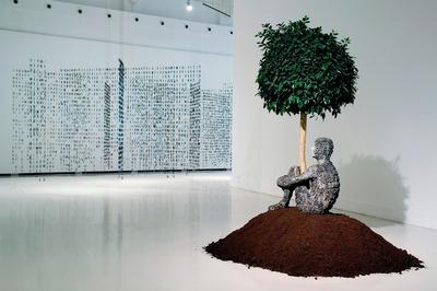 Jaume Plensa, CAC–Centro de Arte Contemporáneo, Málaga, Spain