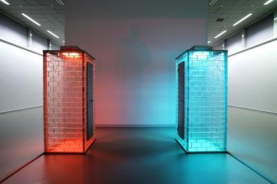 Is Art Something in Between?, Kunsthalle Mannheim, Germany