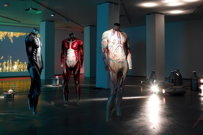 Jaume Plensa, Ópera, Teatros y Amigos, Museo Colecciones ICO, Madrid, Spain