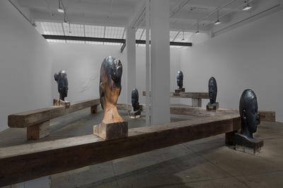 Silence, Galerie Lelong & Co. New York, USA