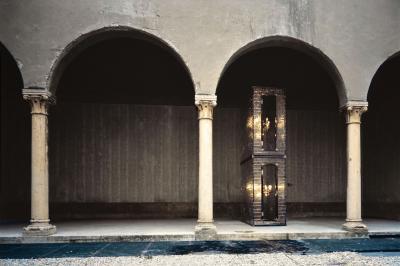 Jaume Plensa, Galleria d'Arte Moderna e Contemporanea, Palazzo Forti, Verona