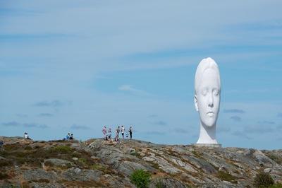 Anna, 2015, Skulptur i Pilane, Sweden