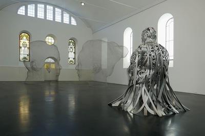 Jaume Plensa, Jakobshallen - Galerie Scheffel, 2019
