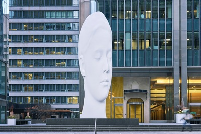 Dreaming, 2017 Richmond Adelaide Centre, 100 Adelaide St. W, Toronto, Canada