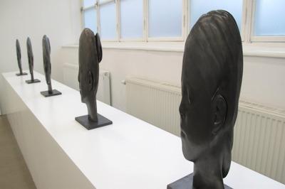Jaume Plensa, New Works, Galleri Andersson/Sandström, Stockholm