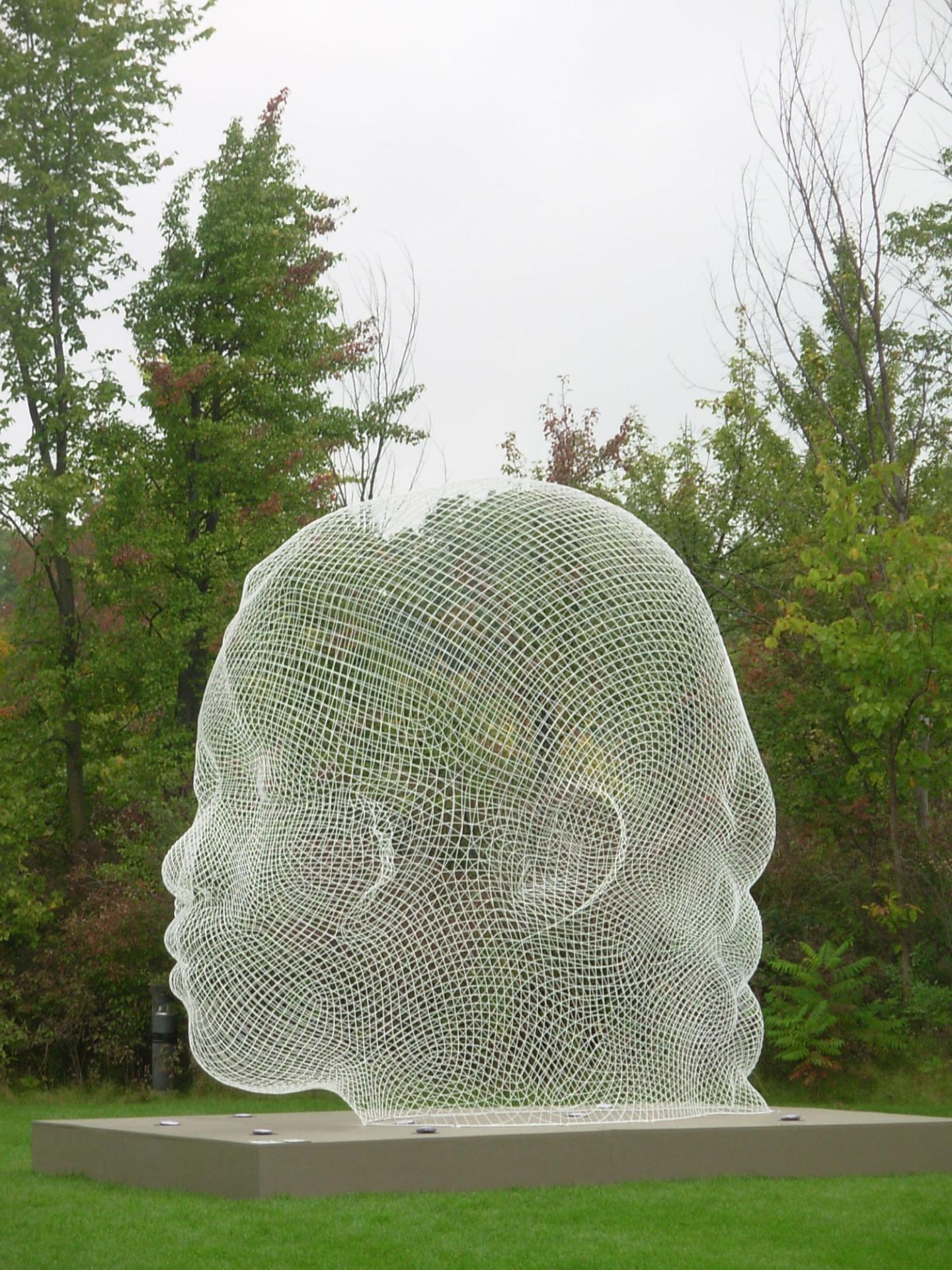 jaume plensa frederik meijer gardens  u0026 sculpture park