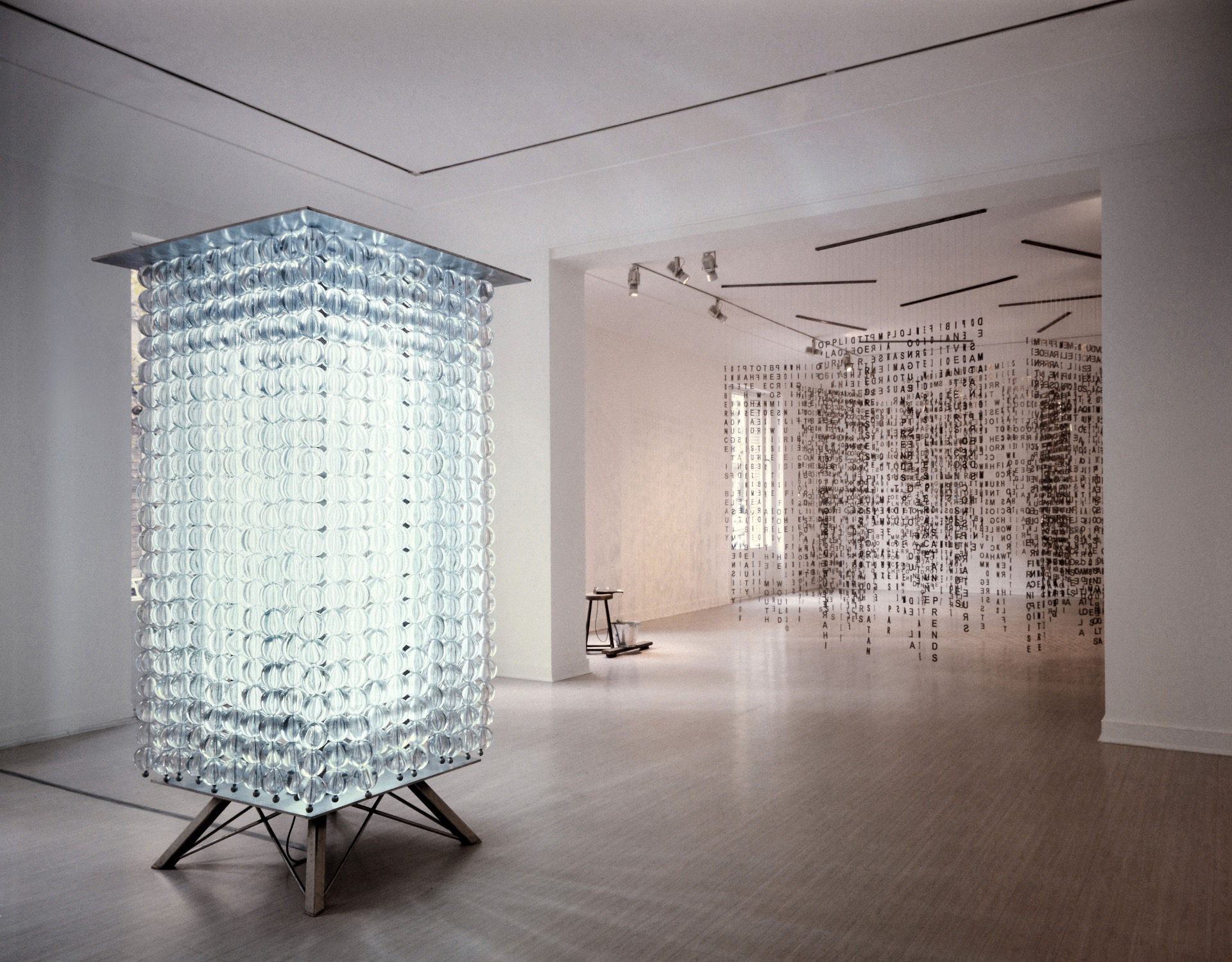 70e193e0fe8af CRYSTAL RAIN Galerie Lelong & Co. Paris, France - Exhibitions 2003 ...